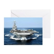USS George Washington Greeting Cards (Pk of 10
