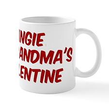 Angies is grandmas valentine Mug
