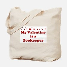 Valentine: Zookeeper Tote Bag