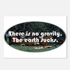 There Is No Gravity Postcards (Package of 8)
