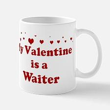 Valentine: Waiter Mug