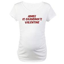 Aimees is grandmas valentine Shirt