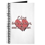 Lisa broke my heart and I hate her Journal