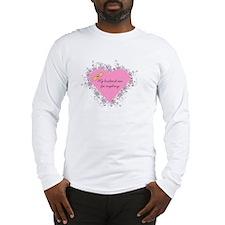 My husband can fix anything Long Sleeve T-Shirt