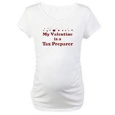 Valentine: Tax Preparer Shirt