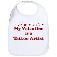 Valentine: Tattoo Artist Bib