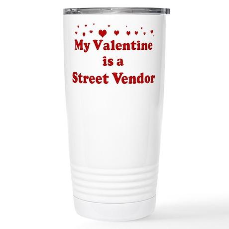 Valentine: Street Vendor Stainless Steel Travel Mu