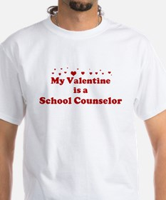 Valentine: School Counselor Shirt
