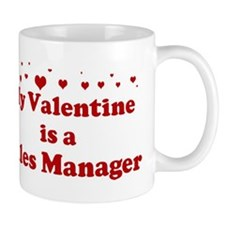 Valentine: Sales Manager Mug