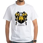 Kadwall Coat of Arms White T-Shirt