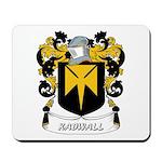 Kadwall Coat of Arms Mousepad
