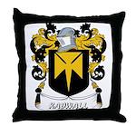 Kadwall Coat of Arms Throw Pillow