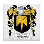 Kadwall Coat of Arms Tile Coaster