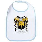 Kadwall Coat of Arms Bib