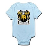 Kadwall Coat of Arms Infant Creeper