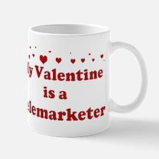 Valentine: Telemarketer Mug