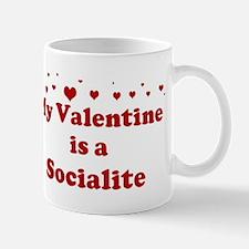 Valentine: Socialite Mug