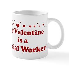 Valentine: Social Worker Mug