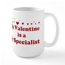 Valentine: Pr Specialist Mug