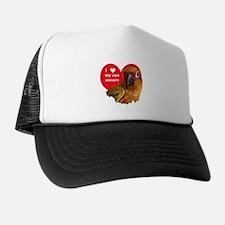 sun conure love Trucker Hat