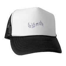 Unique Sound of music Trucker Hat