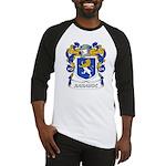Karadoc Coat of Arms Baseball Jersey