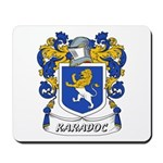 Karadoc Coat of Arms Mousepad