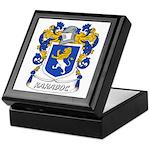 Karadoc Coat of Arms Keepsake Box
