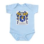 Karadoc Coat of Arms Infant Creeper