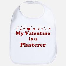 Valentine: Plasterer Bib