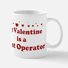 Valentine: Plant Operator Mug