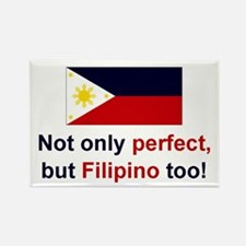 Perfect Filipino Rectangle Magnet