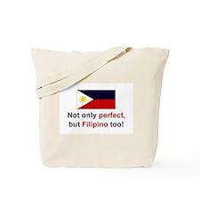 Perfect Filipino Tote Bag