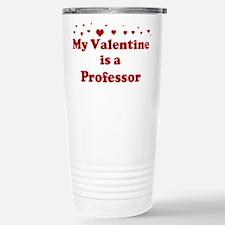Valentine: Professor Travel Mug
