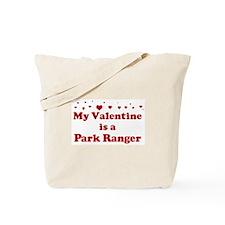 Valentine: Park Ranger Tote Bag