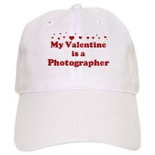 Valentine: Photographer Baseball Cap