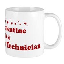 Valentine: Pharmacy Technicia Mug