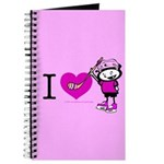 I heart Nancy Boys Journal