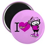I heart Nancy Boys Magnet