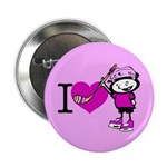 I heart Nancy Boys Button