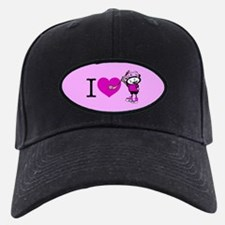 I heart Nancy Boys Baseball Hat