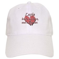 Lexie broke my heart and I hate her Baseball Cap