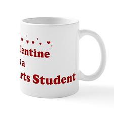 Valentine: Language Arts Stud Mug