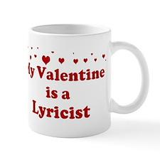 Valentine: Lyricist Mug