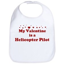 Valentine: Helicopter Pilot Bib