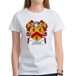 Lewys Coat of Arms Women's T-Shirt