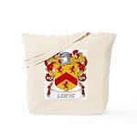 Lewys Coat of Arms Tote Bag