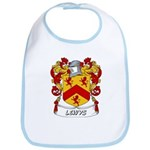 Lewys Coat of Arms Bib