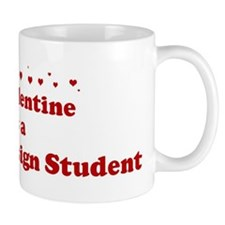 Valentine: Graphic Design Stu Mug