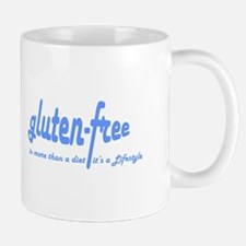 gluten-free Lifestyle Right Hand Mug